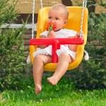 Portrait of baby — Stock Photo #4223248