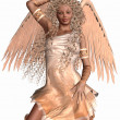 Lovely Angel — Stock Photo #4171081