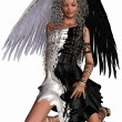 Lovely Angel — Stock Photo #4171098