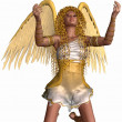 Lovely Angel — Stock Photo #4171107
