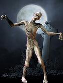 Zombie - Halloween Figure — Stock Photo