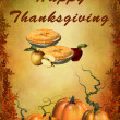 Happy Thanksgiving — Stock Photo #5169431