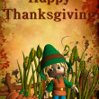 Happy Thanksgiving — Stock Photo #5169455