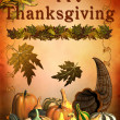 Happy Thanksgiving — Stockfoto