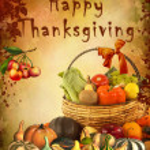 Feliz día de Gracias — Foto de Stock