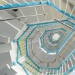 Stock Photo: Spiraling stairs