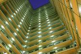 Hongkong bydlení bytový dům — Stock fotografie