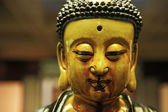 Buddha close up — Stock Photo