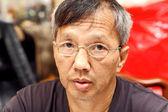 Homme asiatique d'âge mûr — Photo