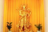Golden buddha — Stock Photo