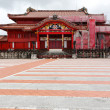 Shuri Castle in Okinawa Japan — Stock Photo #4165764