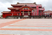 Shuri Castle in Okinawa Japan — Stock Photo