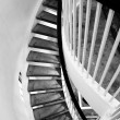 Retro stair — Stock Photo #4321439