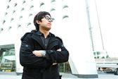 Young asian man — Stock Photo