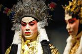 Cantonese opera dummy — Stock Photo