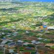 Aerial photo of okinawa japan — Stock Photo