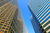 Edifícios de escritórios — Foto Stock