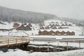 Winter in Bukowel — Stock Photo