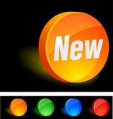 New Icon. — Stock Vector