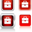 Royalty-Free Stock Vector Image: Bag  icons.