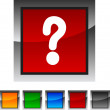 Question icons. — Stock Vector