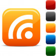 iconos RSS — Vector de stock  #5190995