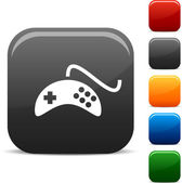 Gamepad icons. — Stock Vector