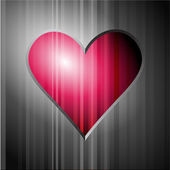 Liefde achtergrond. — Stockvector