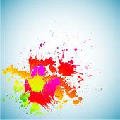 Colorful grunge background. — Stockvektor