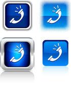 Telephone icons. — Stock Vector