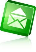 E-posta simgesi. — Stok Vektör