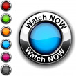 Watch now button. — Stock Vector #5308697