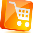 Shopping Icon. — Stock Vector