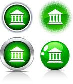 Exchange buttons. — Stock Vector