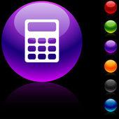 Calculate icon. — Stock Vector