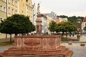 Centrum van de stad — Stockfoto