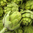 Stock Photo: Pile of Artichoke
