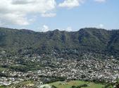 Manoa-Tal — Stockfoto