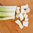 Leeks — Stock Photo