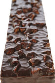 Chocolate wafer — Stock Photo