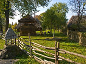 Village life — Stock Photo
