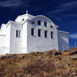 Greek chruch — Stock Photo