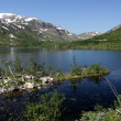 Stock Photo: Glacier lake