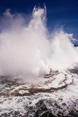 Houma Blowholes 02 — Stock Photo