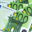 Euro Banknotes — Stock Photo #4464588