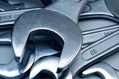 Wrenches — Stockfoto