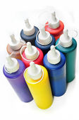 Color Tubes — Stock Photo