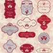 Royalty-Free Stock : Ornate vector frames
