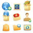 Icons for concepts — Stock Vector #4244794