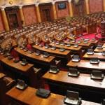 Parliament — Stock Photo #5202489